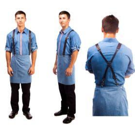 16205 Комплект уніформи для офіціанта f827043d8f349