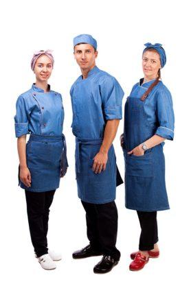пошив индивидуальной формы для персонала
