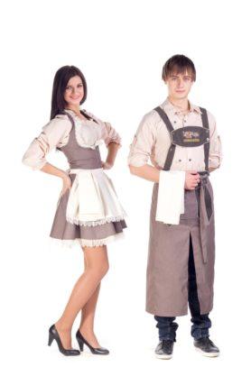 униформа для кафе