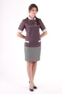 униформа горничной