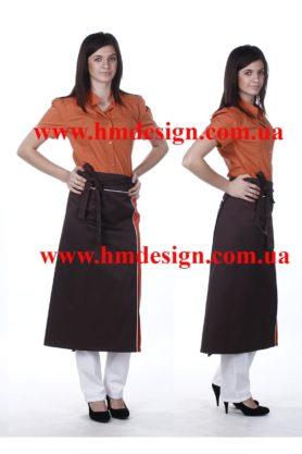 Фартухи без нагрудників - HM design 6241211e75152