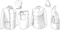 корпоративная одежда эскизы
