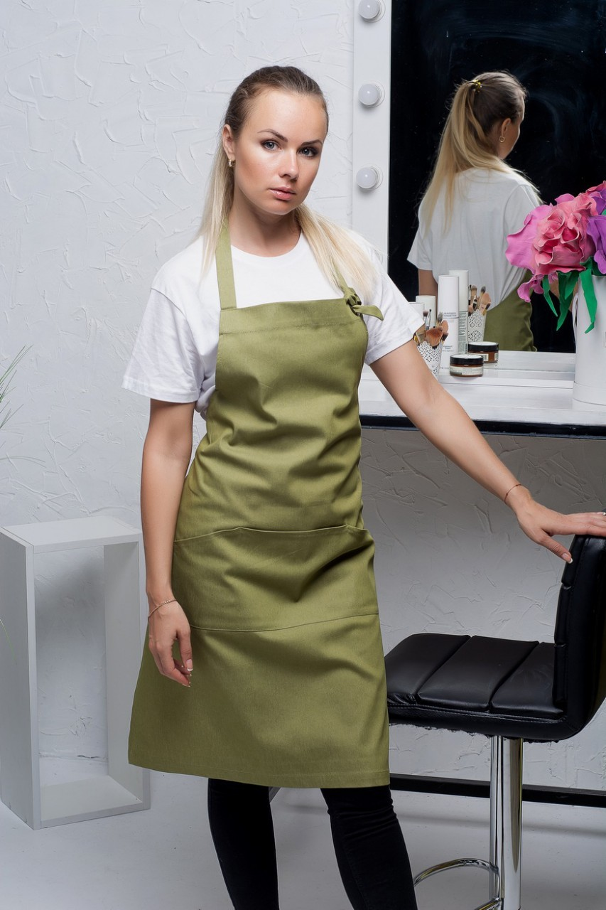 1760 Фартук для официанта, повара, продавца