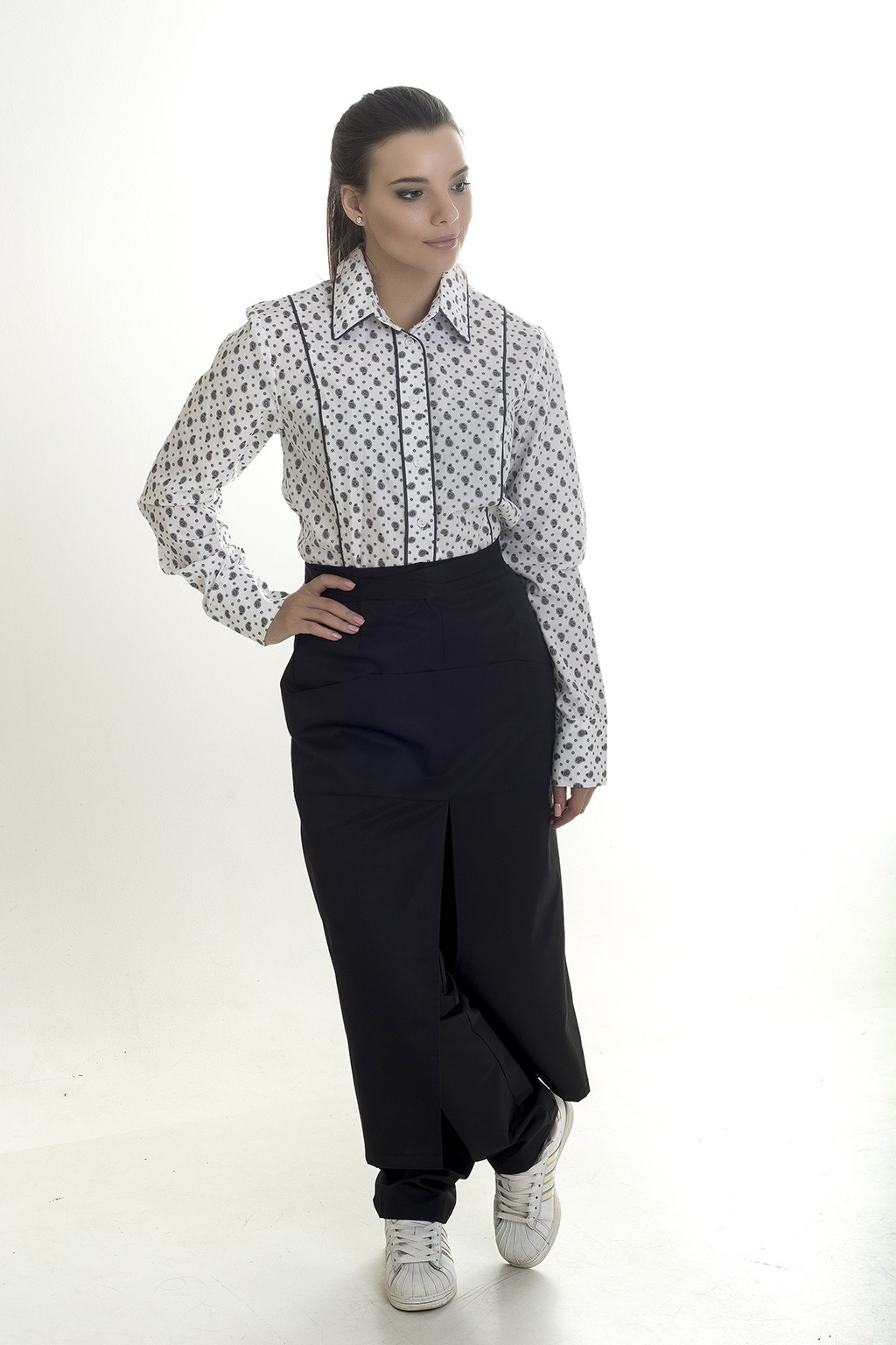 18108 Рубашка, фартук  для официанта
