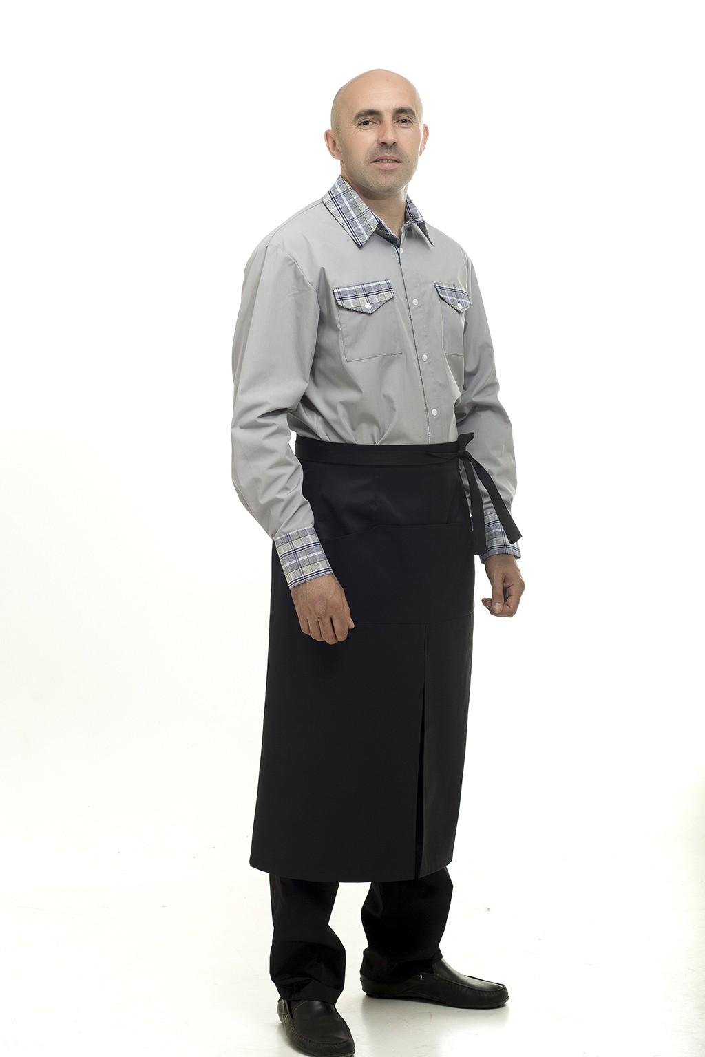 1819 Рубашка для официанта, бармена
