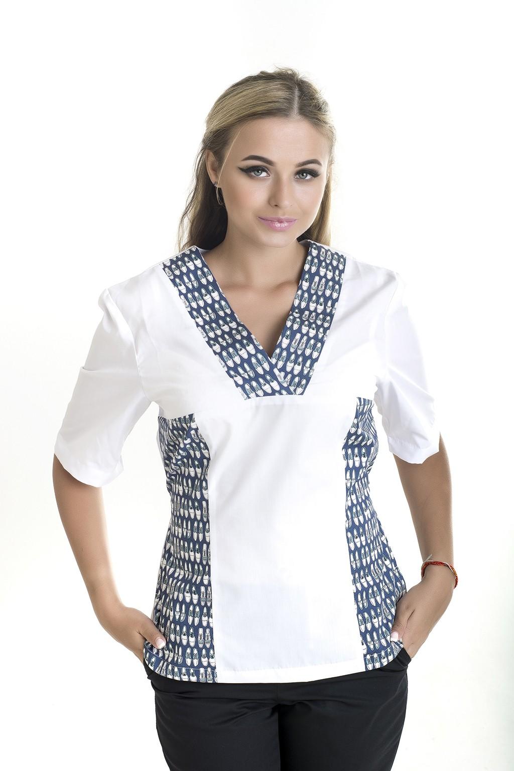 19008 Рубашка поварская